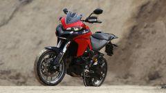 Ducati Multitrada 950: vista 3/4 anteriore