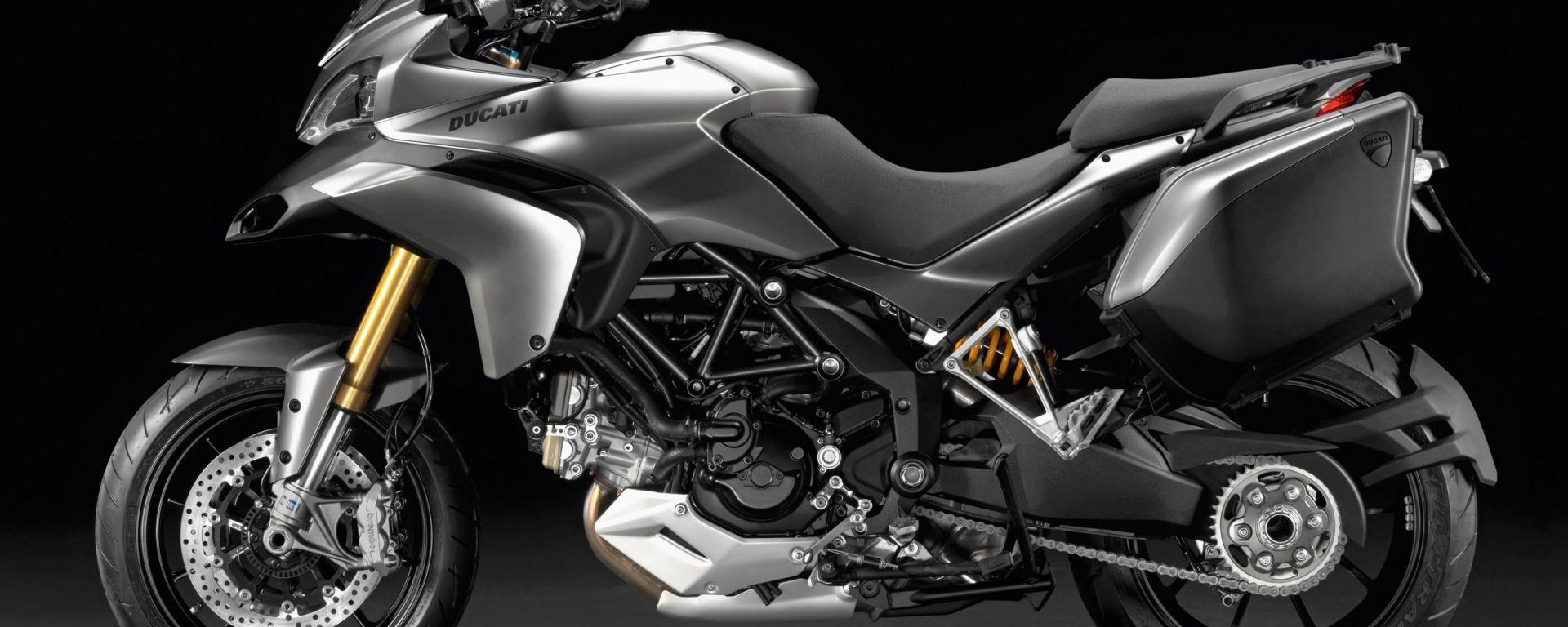 Ducati, nuove grafiche 2012