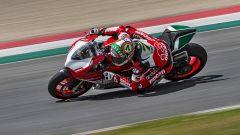 Ducati Panigale 1299 R Final Edition in azione