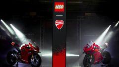 Ducati Panigale R Lego Technic e Ducati Panigale V4 R