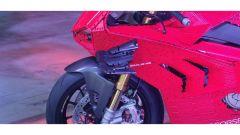 Ducati Panigale R Lego Technic: le alette aerodinamiche a mattoncini
