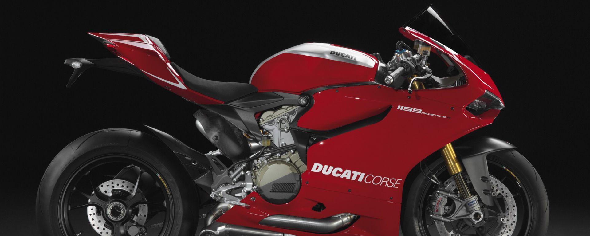 Ducati Panigale R, anche in video
