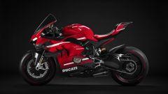 In pista con la Ducati Panigale Superleggera V4: il video - Immagine: 7