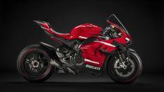 In pista con la Ducati Panigale Superleggera V4: il video - Immagine: 8