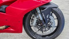 Ducati Panigale V2 2020: dettaglio dell'anteriore