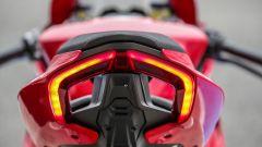 Ducati Panigale V2 2020: il faro posteriore