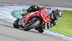 Ducati Panigale V2 2020: la prova in video a Jerez - Immagine: 1