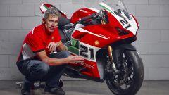 Ducati Panigale V2 Bayliss 1 Championship 20th Anniversary video