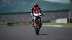 Ducati presenta la livrea White Rosso per la Panigale V2 - Immagine: 5