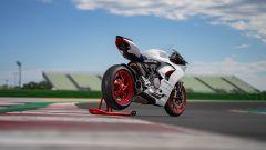 Ducati presenta la livrea White Rosso per la Panigale V2 - Immagine: 15