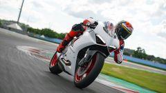 Ducati presenta la livrea White Rosso per la Panigale V2 - Immagine: 22