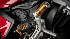 Ducati Panigale V2: dettaglio del monoammortizzatore