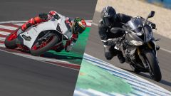 WorldSSP: sì a Ducati Panigale V2 e Triumph Daytona 765