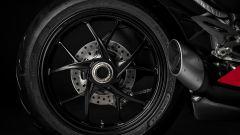Ducati Panigale V2: il nuovo cerchio posteriore