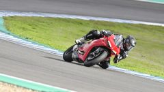 Ducati Panigale V2: in pista a Jerez