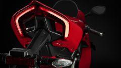 Ducati Panigale V4 2020, la coda