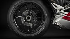 Ducati Panigale V4 2020, la ruota posteriore