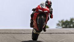 Ducati Panigale V4 2020, motore V4 di 90°
