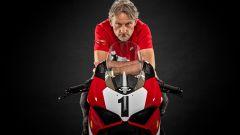 Ducati Panigale V4 25° Anniversario 916, anteprima a Laguna Seca il 12 luglio 2019 con Carl Fogarty