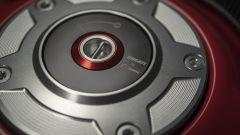 Ducati Panigale V4 by Rizoma, tappo serbatoio benzina