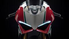 Ducati Panigale V4: il frontale