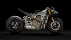 Ducati Panigale V4: la meccanica. Vista lato destro
