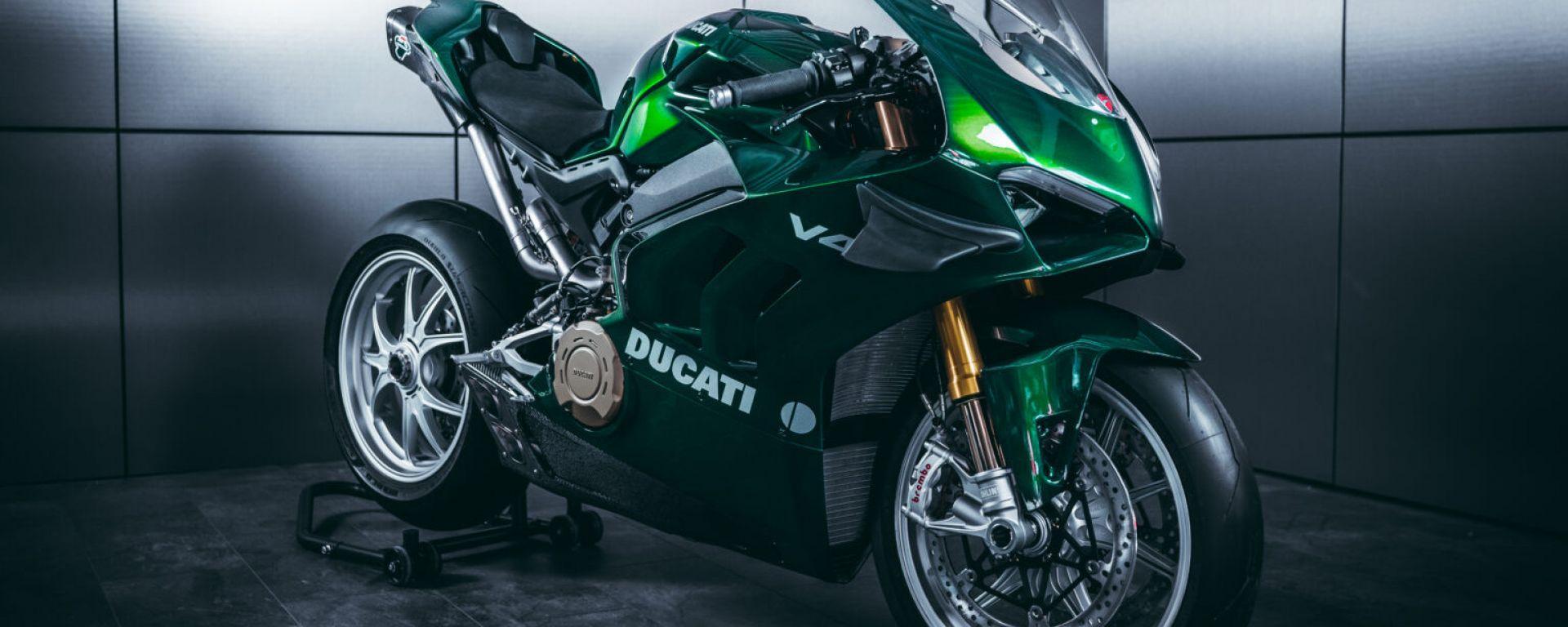 Ducati Panigale V4 Matrix: il kit prende spunto dalla 996 usata in Matrix Reloaded