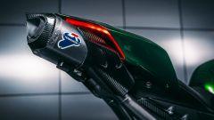 Ducati Panigale V4 Matrix: scarico sottosella Termignoni completo