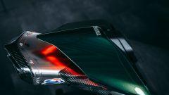 Ducati Panigale V4 Matrix: scarico Termignoni sotto al codino