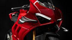 Ducati Panigale V4 R aerodinamica rivoluzionaria con le alette