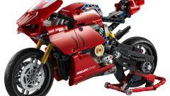 Ducati Panigale V4 R di Lego Technic