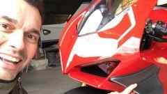 Ducati Panigale V4 R: le alette aerodinamiche