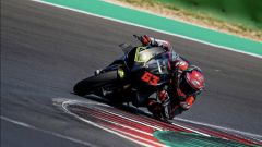 Ducati Panigale V4 S: Bagnaia, Miller e Marini a Misano. Video