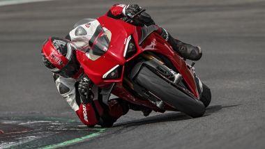 Ducati Panigale V4 S: la prossima moto