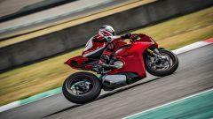 Ducati Panigale V4 S: lo scarico in bella vista