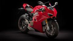 Ducati Panigale V4 S: vista 3/4 anteriore