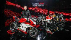 Ducati Panigale V4 Speciale alla Ducati World Premiere