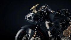 Ducati Panigale V4 Superleggera: il frontale