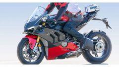 Ducati Panigale V4 Superleggera: vista laterale sinistra