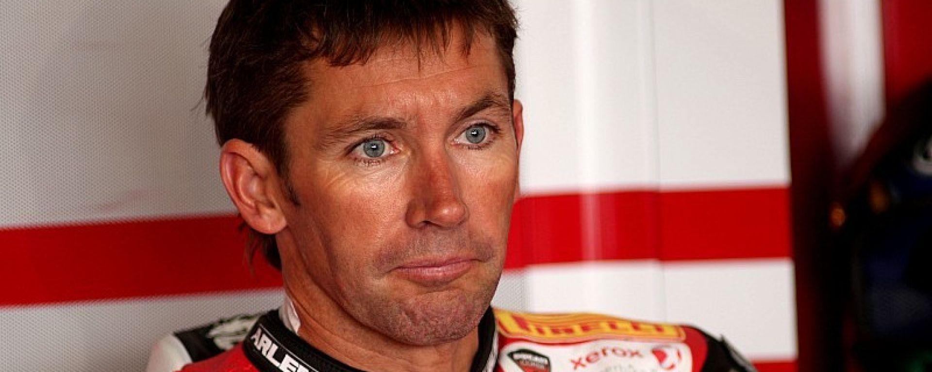 Ducati: la Panigale V4R di Bayliss è stata rubata. La reazione del Campione