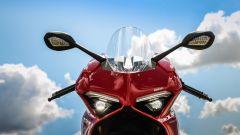 Ducati Panigale V4s: dettaglio del cupolino