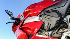 Ducati Panigale V4s: dettaglio del motore