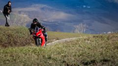 Ducati Panigale V4s: dietro le quinte del test ride