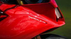 Ducati Panigale V4s è disponibile solo in livrea rossa monocolore