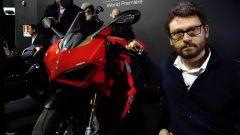 Ducati Panigale V4, V4 S e V4 Speciale a EICMA 2017 [VIDEO] - Immagine: 1