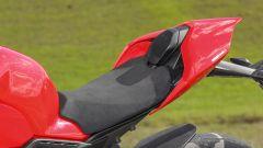 Ducati Panigale V4s: il codino aerodinamico