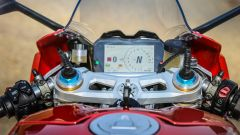 Ducati Panigale V4s: il display TFT