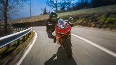Ducati Panigale V4s: il test ride