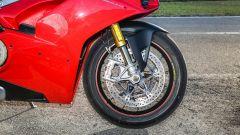 Ducati Panigale V4s: la forcella Ohlins semiattiva