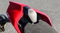 Ducati Panigale V4s: la sella monoposto